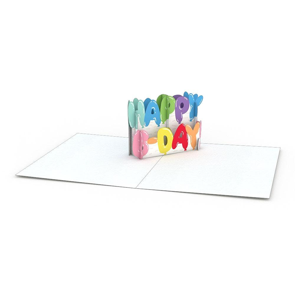 Geburtstagskarten (4er-Pack), Bundle