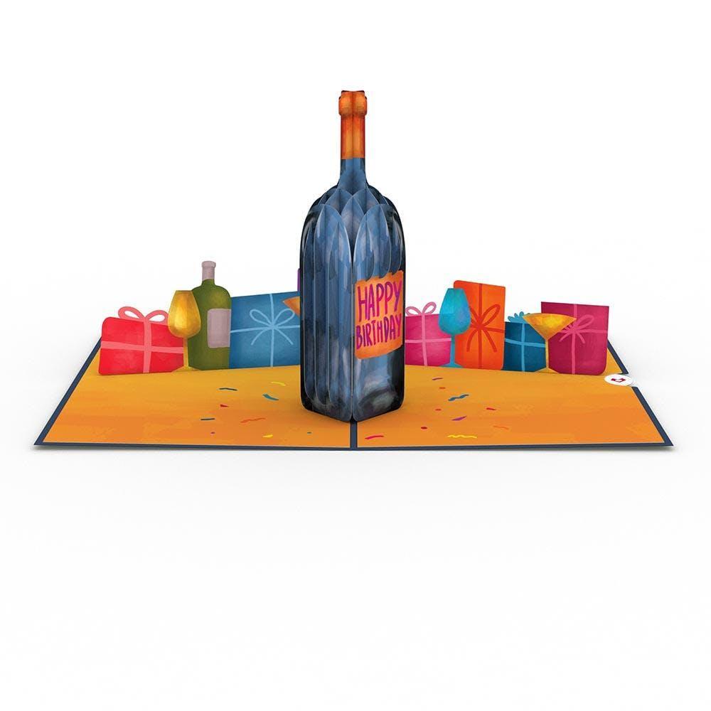 """Vintage Wein """"Geburtstag"""""""