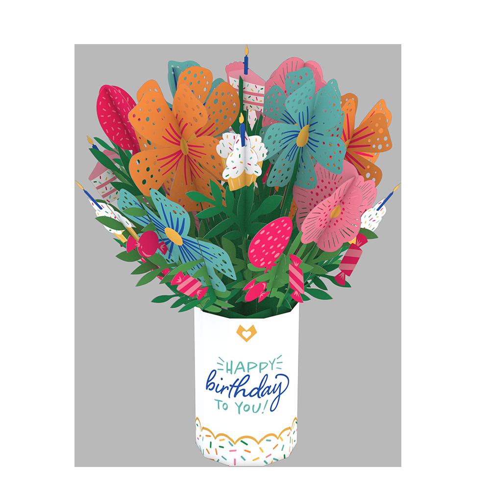 Geburtstagsblumenstrauß